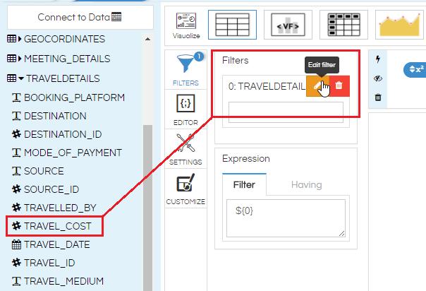 Adding Filter