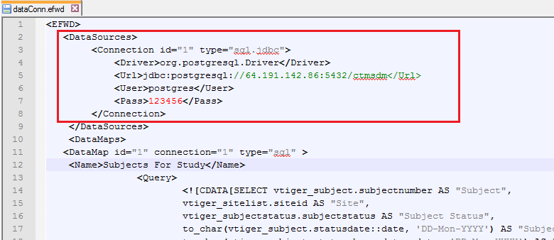 efw-datasource-connection-details