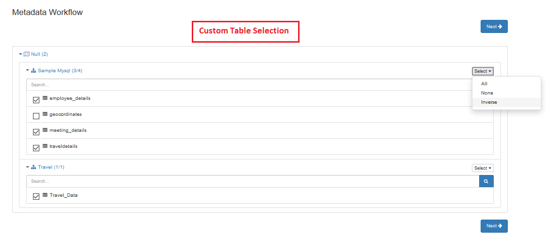custom-table-selection