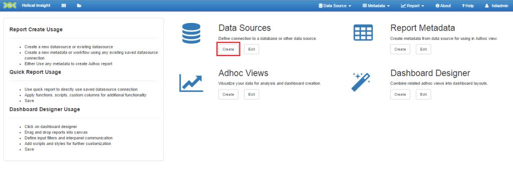 datasource-creation