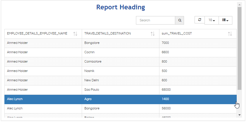 Report Heading4