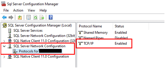 Installation of SQL Server on windows & Creating data source connection in Helical Insight to SQL Server